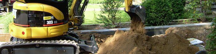 scavi e drenaggi