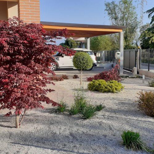 Realizzazione progettazione giardini Vicenza