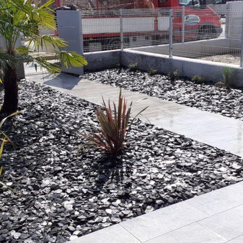 Progettazione realizzazione giardino roccioso